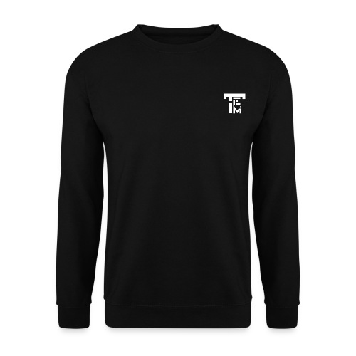 TEM WHITE - Sweat-shirt Unisex