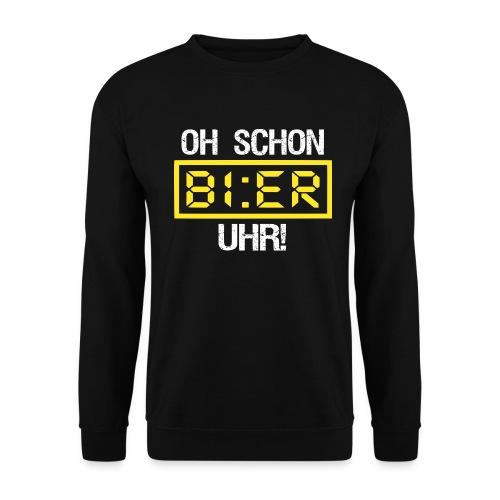 Lustig Bier Sprüche Geschenk Biertrinker Party Fun - Männer Pullover