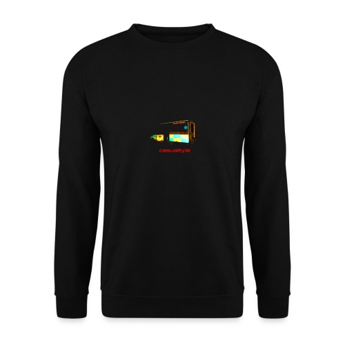 maerch print ambulance - Men's Sweatshirt