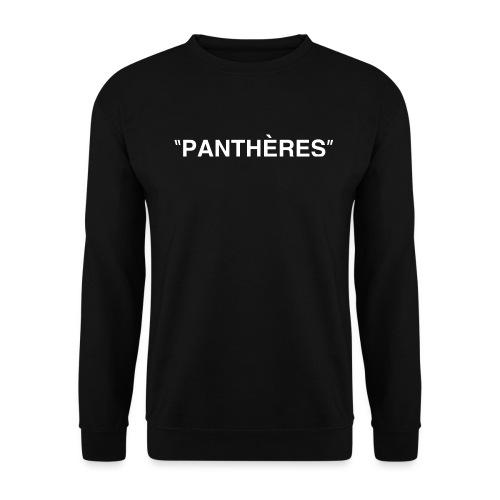 Logo PANTHERES - Sweat-shirt Homme