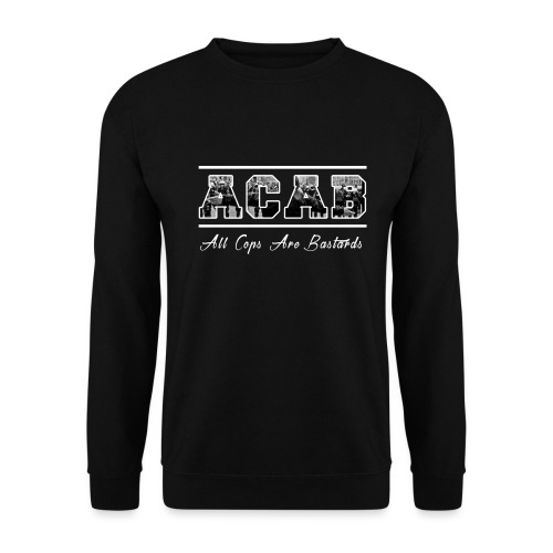 All Cops Are Bastards - Mannen sweater