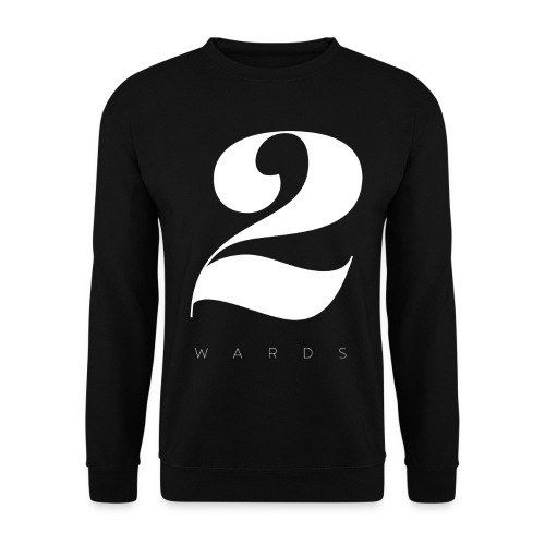 Wards 2wards white - Unisex Sweatshirt