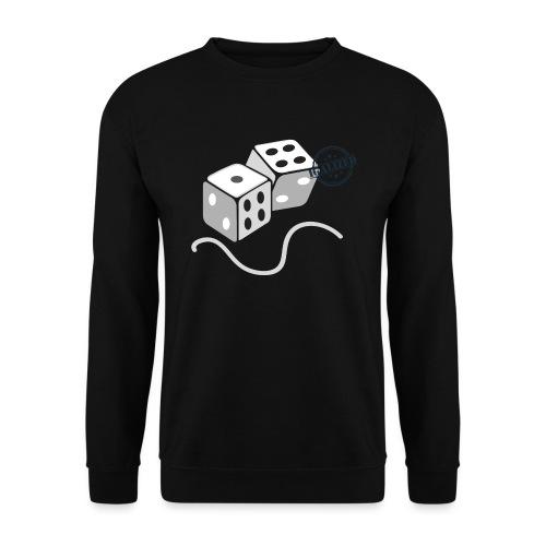 Dice - Symbols of Happiness - Men's Sweatshirt