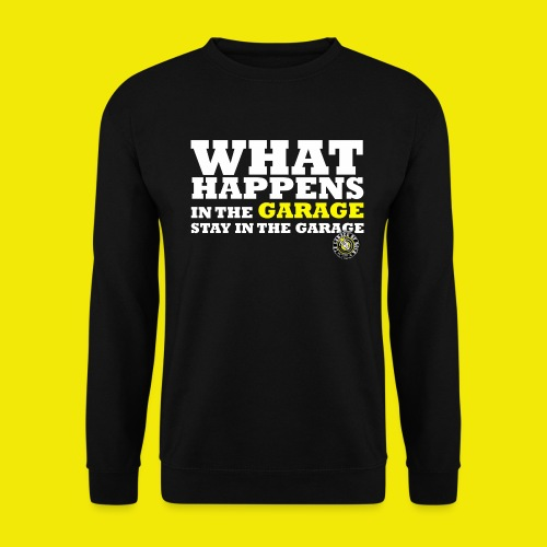 WHAT HAPPENS ! LIMITED EDITION - Sweat-shirt Homme