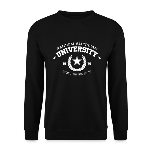 Random University - Unisex sweater