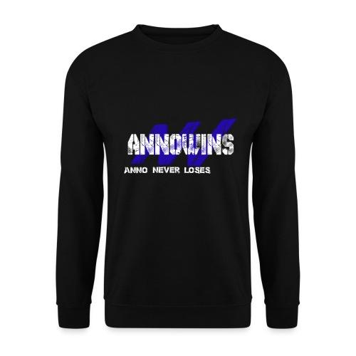 Annowins Wit Cup png - Unisex Sweatshirt
