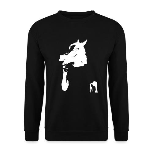 Funny horse - Sweat-shirt Unisex