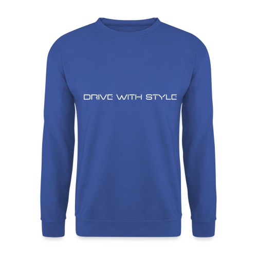 Drive With Style - Sweat-shirt Homme