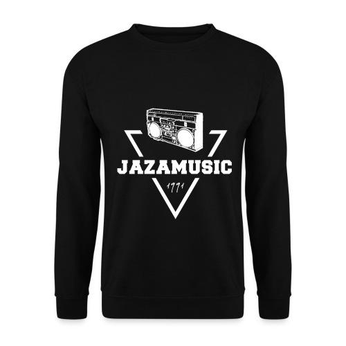 jazamusic png - Männer Pullover