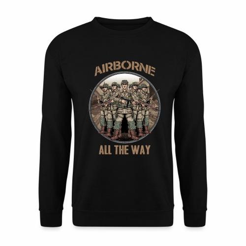 Airborne - Tout le chemin - Sweat-shirt Unisex
