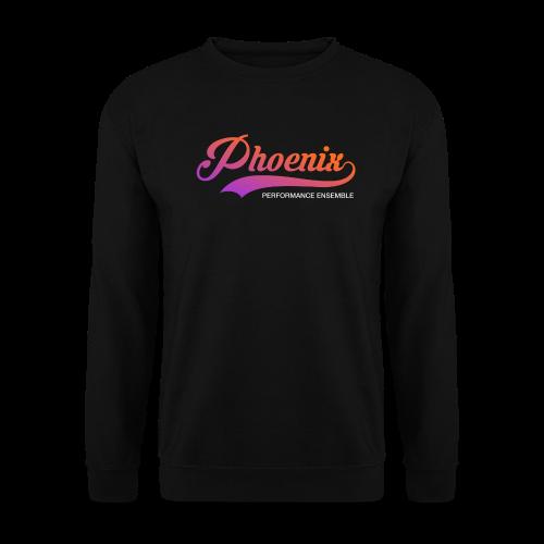 Phoenix Retro Color - Männer Pullover