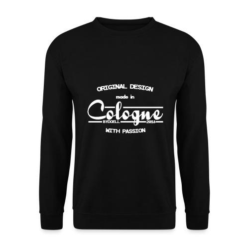 Cologne Original - Weiß - Männer Pullover