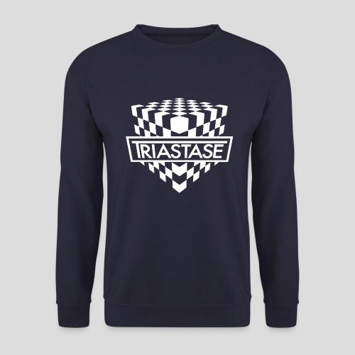 Triastase Logo White - Unisex Sweatshirt