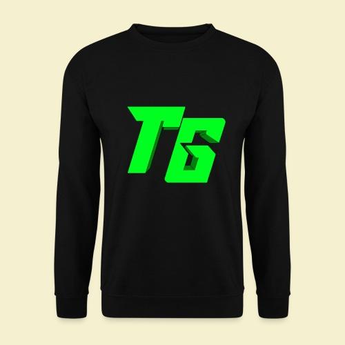 TristanGames logo merchandise [GROOT LOGO] - Mannen sweater