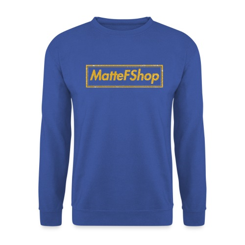 Gold Collection! (MatteFShop Original) - Felpa unisex