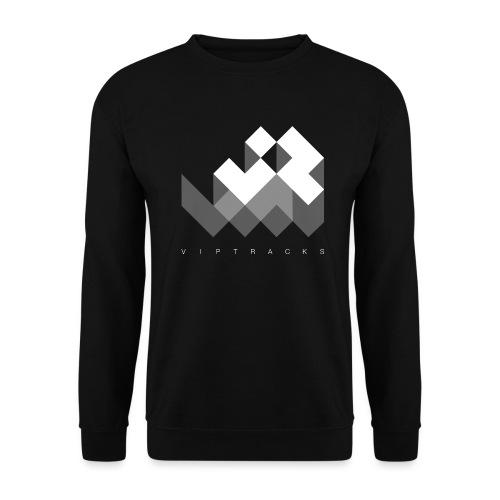 LOGO VIPTRACKS RELEASES - Unisex sweater