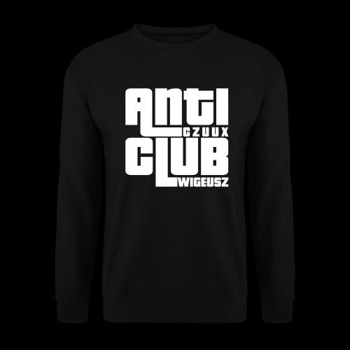 Anti Czuux Wigeusz Club - Bluza unisex
