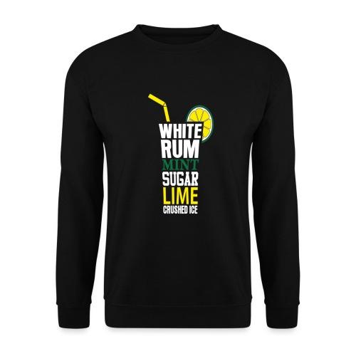 Mojito - Sweat-shirt Unisexe