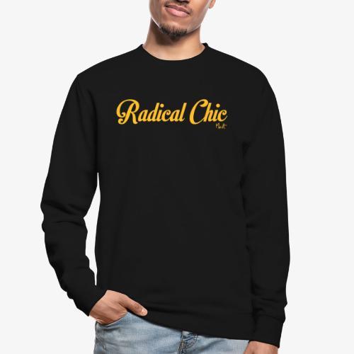 radical chic - Felpa unisex