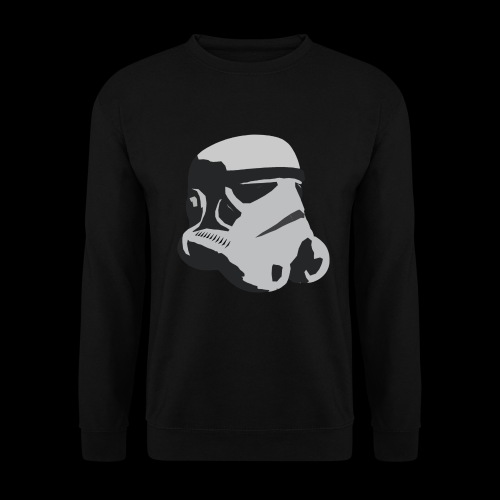 Stormtrooper Helmet - Men's Sweatshirt