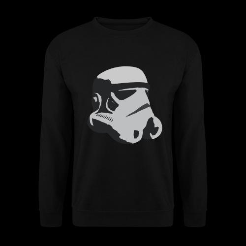 Stormtrooper Helmet - Unisex Sweatshirt