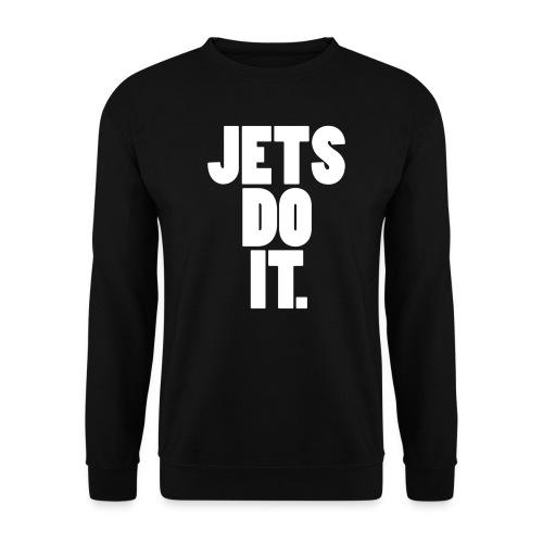 jetsdoitwhite - Men's Sweatshirt