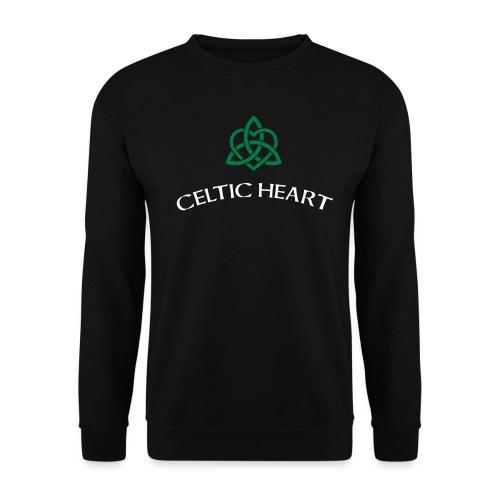 Celtic Heart - Unisex Pullover