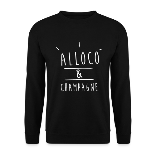 A&C - Sweat-shirt Unisexe