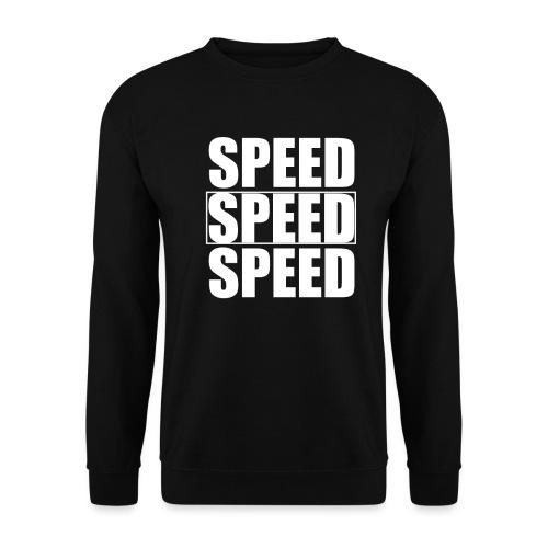 SPEED Mens MOTORSPORT Hoodie and Tee - Unisex Sweatshirt