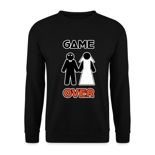 Addio al Celibato - Game Over - Felpa unisex