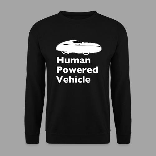 Quest Human Powered Vehicle 2 white - Unisex svetaripaita