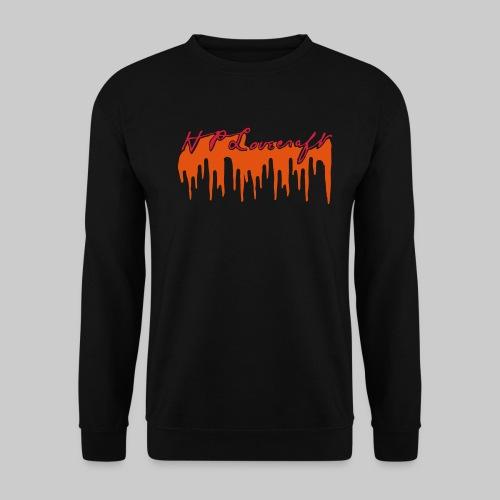 Lovecraft Unterschrift mit Blut groß - Unisex Pullover