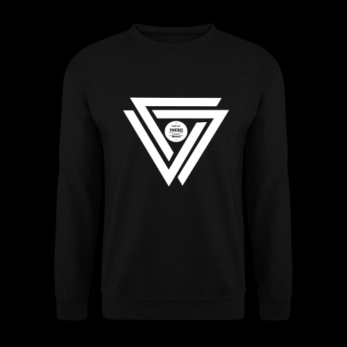 08 logo complet withe - Sweat-shirt Unisexe
