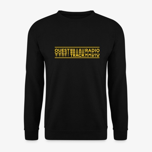 Logo Long jaune - Sweat-shirt Homme