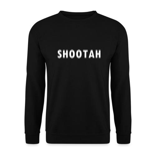 SHOOTAH (WHITE) - Mannen sweater