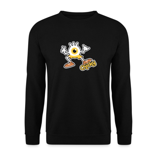 Chicky Full (Color) - Sweat-shirt Unisex