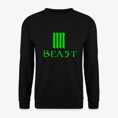 Beast Green - Men's Sweatshirt
