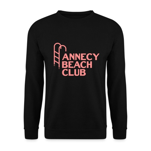 Annecy beach club - natation - Sweat-shirt Homme