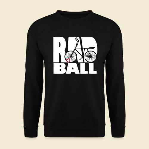 Radball | Typo - Unisex Pullover