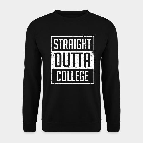 tout droit sorti du collège - Sweat-shirt Unisex