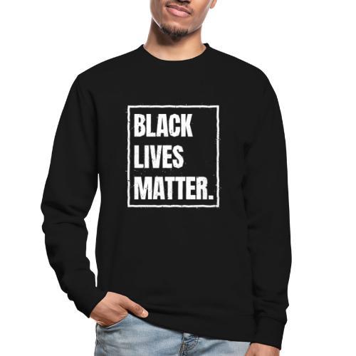 Black Lives Matter T-Shirt BLM #blacklivesmatter - Unisex Pullover