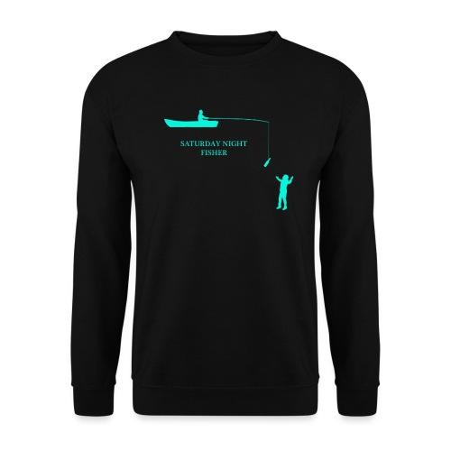 SATURDAY NIGHT FISHER - Sweat-shirt Unisexe