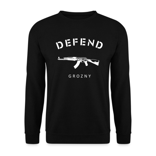 DEFEND GROZNY - Men's Sweatshirt
