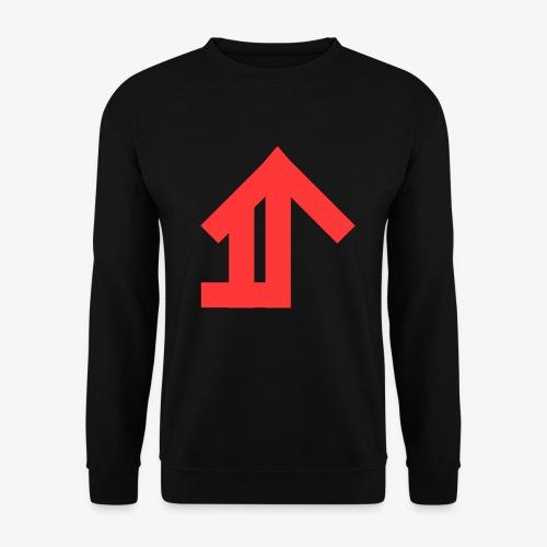 Red Classic Design - Men's Sweatshirt