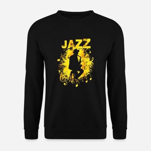Jazz Saxophonist - Unisex Pullover
