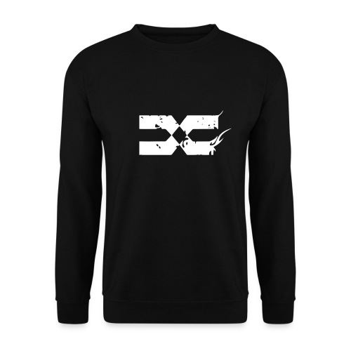 Logo Blanc Clothing png - Sweat-shirt Homme