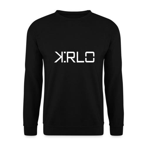 Kirlo Logo Blanco - Sudadera hombre