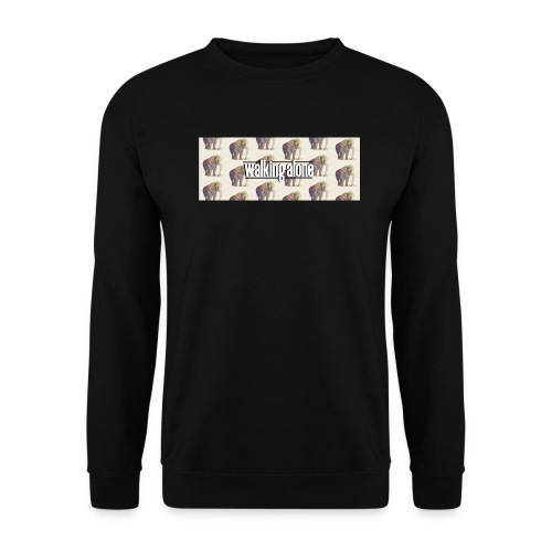 nebula elephant png - Sweat-shirt Homme