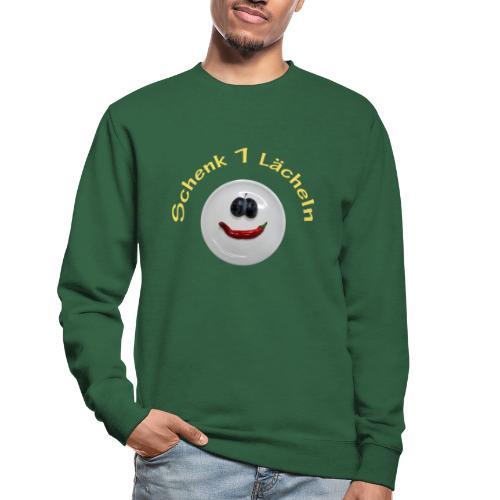 TIAN GREEN - Schenk 1 Lächeln - Unisex Pullover