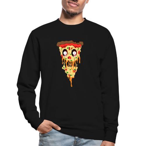 Schockierte Horror Pizza - Unisex Pullover